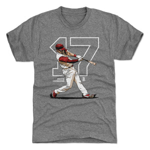 Rhys Hoskins Men's Premium T-Shirt | 500 LEVEL