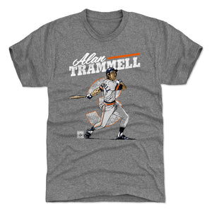 Alan Trammell Men's Premium T-Shirt | 500 LEVEL