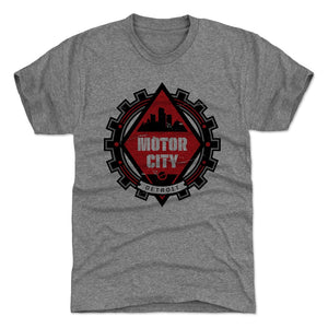 Detroit Men's Premium T-Shirt | 500 LEVEL