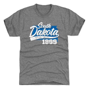 South Dakota Men's Premium T-Shirt | 500 LEVEL
