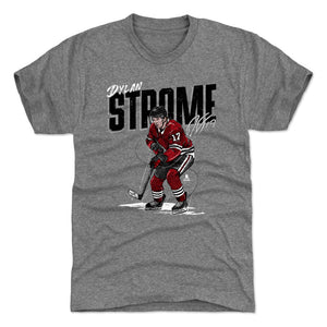 Dylan Strome Men's Premium T-Shirt | 500 LEVEL