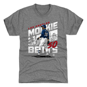 Mookie Betts Men's Premium T-Shirt | 500 LEVEL