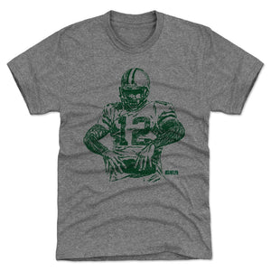 Aaron Rodgers Men's Premium T-Shirt | 500 LEVEL