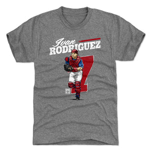 Ivan Rodriguez Men's Premium T-Shirt | 500 LEVEL