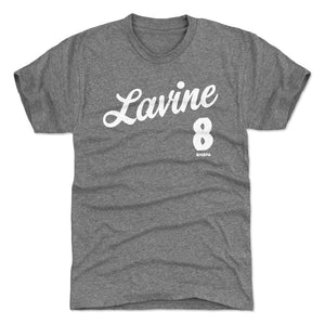 Zach LaVine Men's Premium T-Shirt | 500 LEVEL