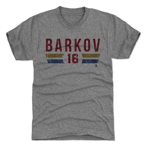 Aleksander Barkov Men's Premium T-Shirt | 500 LEVEL