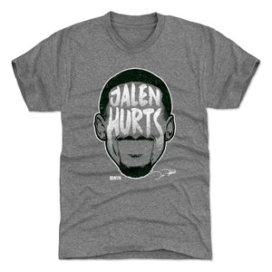 Jalen Hurts Men's Premium T-Shirt | 500 LEVEL