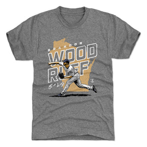 Brandon Woodruff Men's Premium T-Shirt | 500 LEVEL