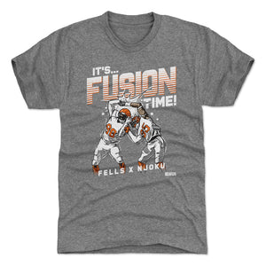 David Njoku Men's Premium T-Shirt | 500 LEVEL