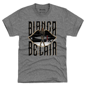 Bianca Belair Men's Premium T-Shirt | 500 LEVEL