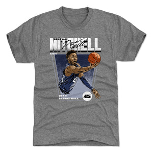 Donovan Mitchell Men's Premium T-Shirt | 500 LEVEL