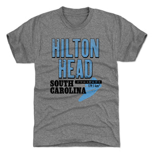 Hilton Head Men's Premium T-Shirt | 500 LEVEL