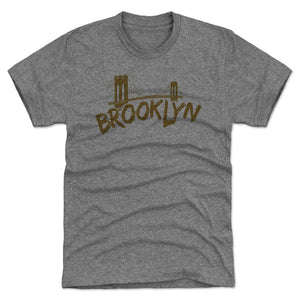 Brooklyn Men's Premium T-Shirt | 500 LEVEL