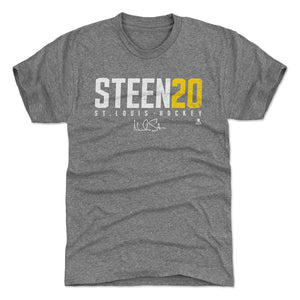 Alexander Steen Men's Premium T-Shirt | 500 LEVEL
