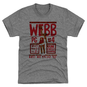 Spud Webb Men's Premium T-Shirt | 500 LEVEL