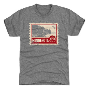 Minnesota Men's Premium T-Shirt | 500 LEVEL