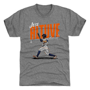 Jose Altuve Men's Premium T-Shirt | 500 LEVEL