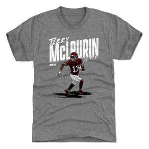 Terry McLaurin Men's Premium T-Shirt | 500 LEVEL
