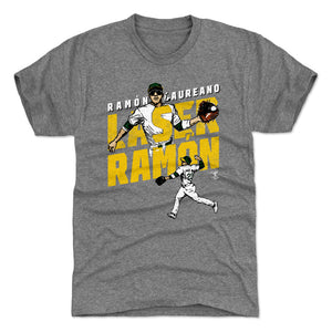 87f73245f Oakland Baseball Player Apparel | Laser Ramon Shirts | 500 LEVEL ...