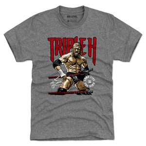 Triple H Men's Premium T-Shirt | 500 LEVEL