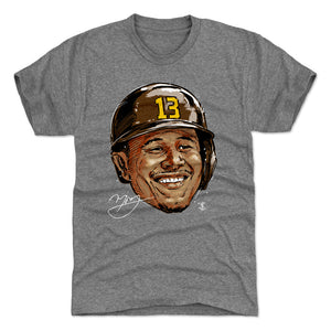 Manny Machado Men's Premium T-Shirt | 500 LEVEL