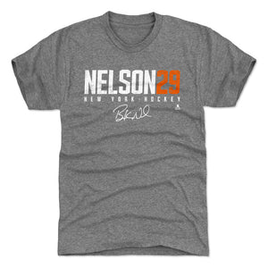 Brock Nelson Men's Premium T-Shirt | 500 LEVEL