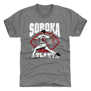 Mike Soroka Men's Premium T-Shirt | 500 LEVEL