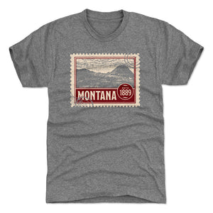 Montana Men's Premium T-Shirt | 500 LEVEL