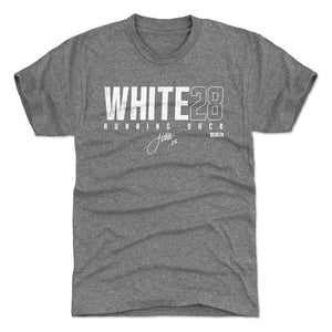 James White Men's Premium T-Shirt | 500 LEVEL