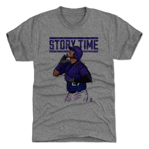 Trevor Story Men's Premium T-Shirt | 500 LEVEL