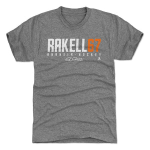 Rickard Rakell Men's Premium T-Shirt | 500 LEVEL