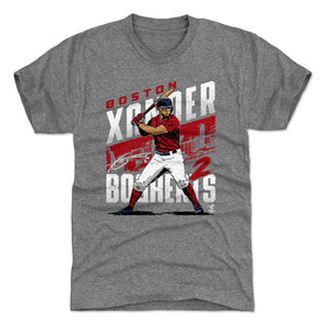 Xander Bogaerts Men's Premium T-Shirt | 500 LEVEL