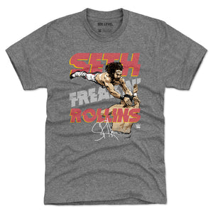Seth Rollins Men's Premium T-Shirt | 500 LEVEL
