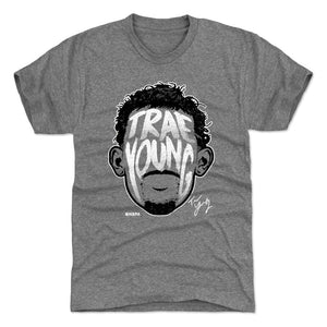 Trae Young Men's Premium T-Shirt | 500 LEVEL