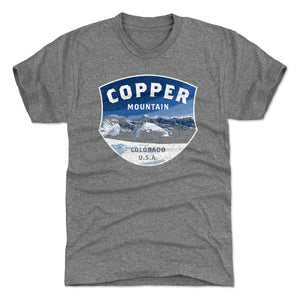 Copper Mountain Men's Premium T-Shirt | 500 LEVEL