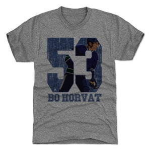 Bo Horvat Men's Premium T-Shirt | 500 LEVEL