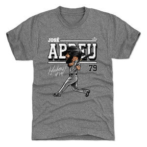 Jose Abreu Men's Premium T-Shirt | 500 LEVEL