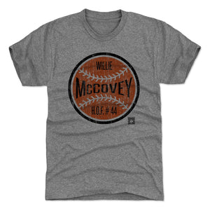 Willie McCovey Men's Premium T-Shirt | 500 LEVEL