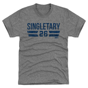 Devin Singletary Men's Premium T-Shirt | 500 LEVEL