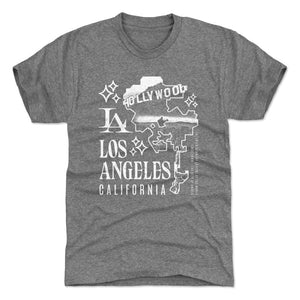 Los Angeles Men's Premium T-Shirt | 500 LEVEL