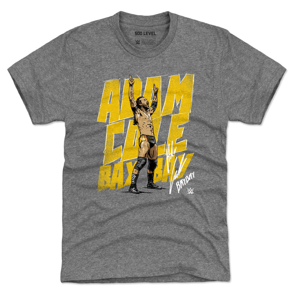 Adam Cole Men's Premium T-Shirt | 500 LEVEL