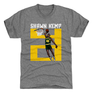 Shawn Kemp Men's Premium T-Shirt | 500 LEVEL