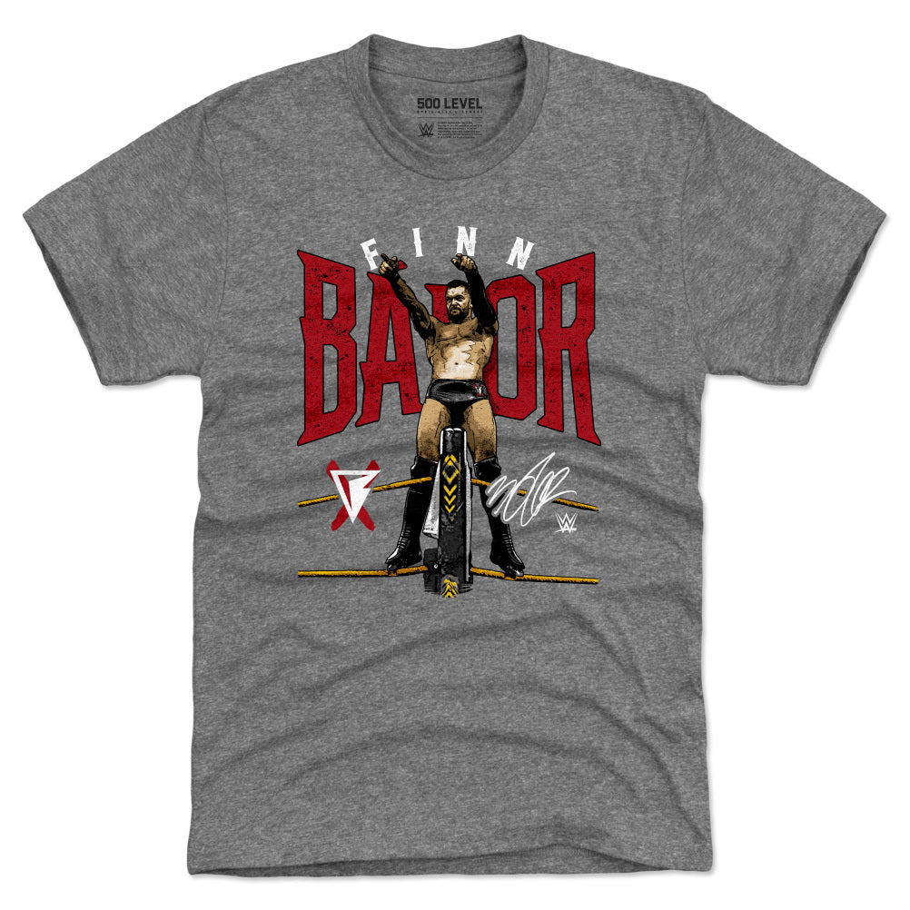 Finn Balor Men's Premium T-Shirt | 500 LEVEL