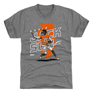 Eddie Jackson Men's Premium T-Shirt | 500 LEVEL