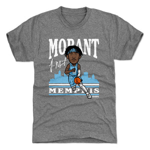 Ja Morant Men's Premium T-Shirt | 500 LEVEL