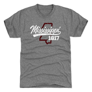 Mississippi Men's Premium T-Shirt | 500 LEVEL