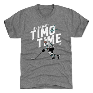Timo Meier Men's Premium T-Shirt | 500 LEVEL