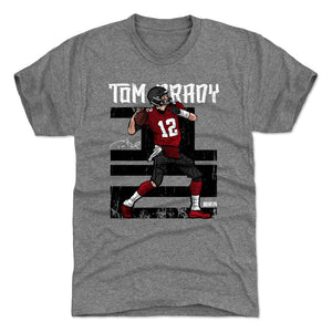 Tom Brady Men's Premium T-Shirt | 500 LEVEL