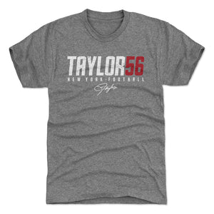 Lawrence Taylor Men's Premium T-Shirt | 500 LEVEL