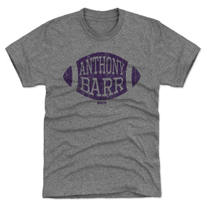 Anthony Barr Men's Premium T-Shirt | 500 LEVEL